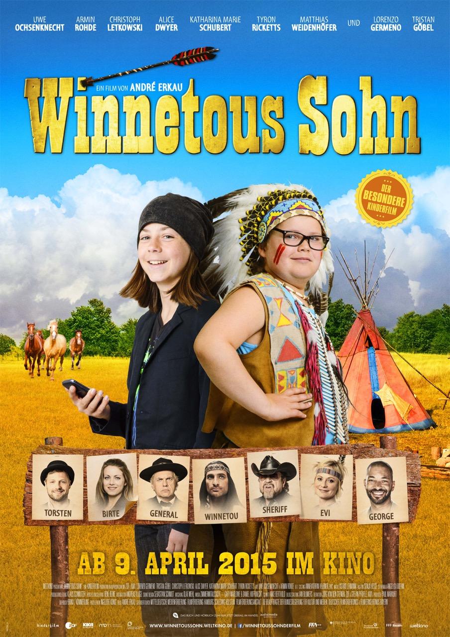 Winnetous Sohn Filmplakat