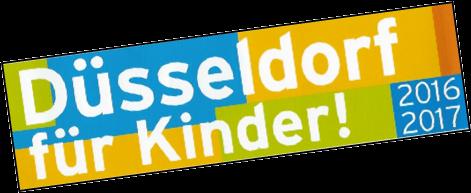 Düsseldorf für Kinder Banner