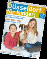 Düsseldorf für Kinder Zeitschrift-Cover